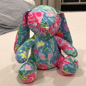Lilly Pulitzer Bunny with tags(No counter offers)